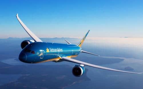 Vietnam Airlines mở bán vé máy bay dịp Tết Nguyên đán 2017. Ảnh: Vietnamairlines