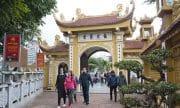 Cầu may đầu năm ở 4 ngôi chùa linh thiêng tại Hà Nội