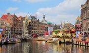 Những thông tin cần biết về kênh đào ở Amsterdam