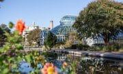 2 vườn bách thảo tuyệt đẹp của nước Mỹ